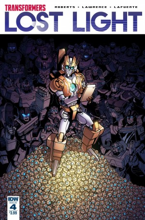 IDW Transformers: Lost Light #4 3-Page Preview