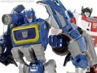 New Galleries: Generations Red Alert and Cybertronian Soundwave