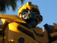 Transformers News: Transformers invade Los Angeles!