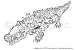Transformers Titans Return Skullsmasher Toy Designs by Emiliano Santalucia