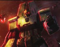 Transformers News: Seibertron.com Reviews IDW Transformers: Autocracy issue #7