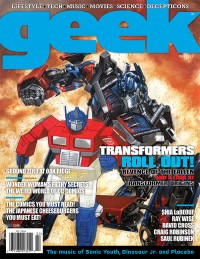 Transformers News: Exclusive Geek Monthly Transformers ROTF Art for Auction