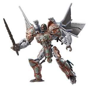 New Finished Toy Stock Images of Deluxe Skullitron and Megatron Transformers: The Last Knight Toys
