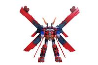 Year Of Dragon Ultimate Optimus Prime Robot Mode Image