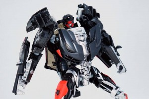 Transformers News: Video Review of Walmart Exclusive Deluxe Hot Rod from Transformers: The Last Knight