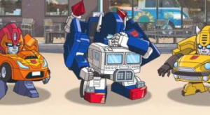 Mystery of Convoy Q Transformers Episode 12 now online