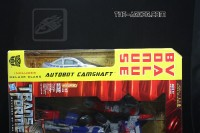 Transformers News: ROTF Leader Megatron and Optimus Prime, now with Camshaft?