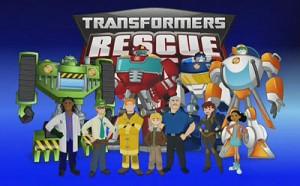Transformers News: Transformers: Rescue Bots - Season 2 Episodes 1-3 Air Dates