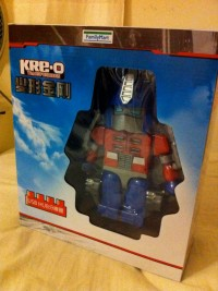 Transformers News: Family Mart Exclusive Over Sized Kreon Optimus Prime USB Hub