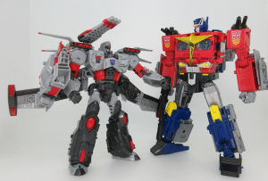 Transformers Generations Selects Super Megatron New Images with Star Convoy