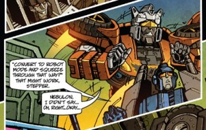 """Transformers News: Transformers Botcon 2015 """"Cybertrons Most Wanted"""" 3 Page Comic Preview"""