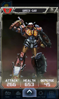 Transformers: Legends Mobile Device Game Released Overseas - Lots of Images and Gameplay Review