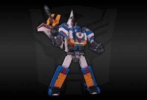 Takara Tomy Transformers Legends LG-EX Big Powered Robot and Alternate Modes, Color Images, TakaraTomyMall Pre-order