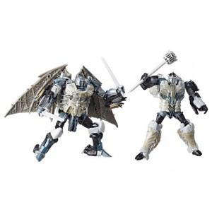 Transformers News: Smyths UK Listings for Transformers Titans Return Overlord, Octone, Blitzwing; The Last Knight Dragonstorm, AllSpark, Nitro