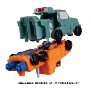 Transformers News: Finished Product Images for Siege Highjump, Powertrain, Thundercracker and Barricade