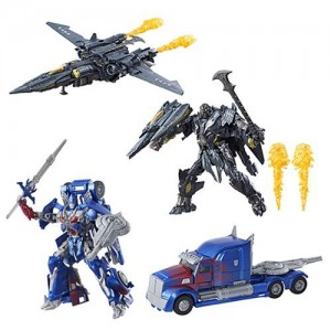 Transformers News: Ages Three and Up Product Updates - Jun 26, 2017