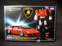Transformers News: Buyer Beware!  KO Masterpiece 12 Lambor / Sideswipe!