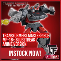 TFSource News - MP13 Soundwave Restock, MP18+, Flame Toys Star Saber, Selects Smokescreen & More!