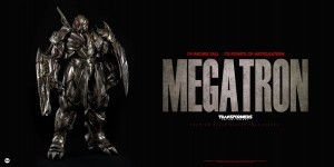 Transformers News: New Hasbro 3A Transformers The Last Knight Megatron Announced