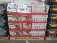 2012 Costco Exclusive Transformers: Kre-O 2-Packs