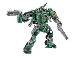 Transformers News: Video Review - Transformers: Age of Extinction Voyager Autobot Hound