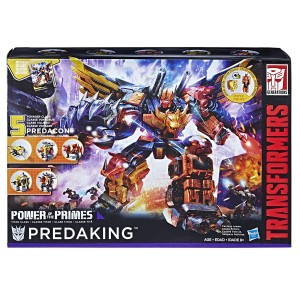Big Black Friday Savings for Transformers in the US and Canada including Predaking and MPs