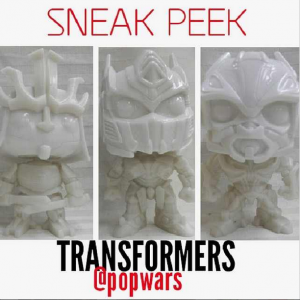 Possible First Look at Transformers: Age of Extinction Drift Robot Mode