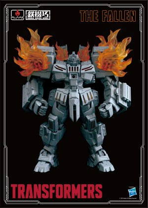 Flame Toys Model Kit and Action Figure Reveals - Stealth Bomber Megatron, Windblade, Rodimus, G1