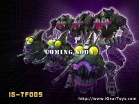 iGear IG-TF005 Updated Sharkticons