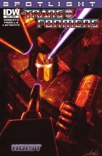 Transformers Spotlight: Hoist Review