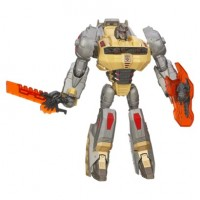 Transformers News: Fall of Cybertron Grimlock and Blaster Instock at Target.com