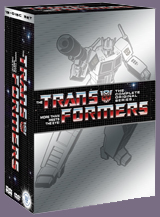 Shout! Factory Transformers – More Than Meets The Eye: Complete Series Slipcase