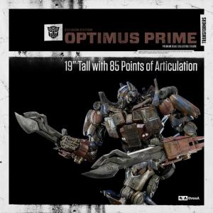 Three A Evasion Mode Optimus Prime Pre-Orders Live