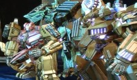 """Transformers: Fall of Cybertron """"Death From Above Gameplay Part 1"""" Footage"""