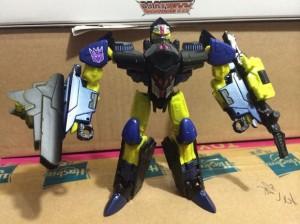 Transformers News: New Photo of TFSS 3.0 Krok