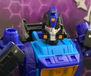 Transformers Shattered Glass Blurr Video Review