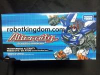 ROBOTKINGDOM .COM Newsletter #1165 - MP-09B, #20 Devastator, Alternity Dai Atras arrive!