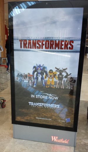 Transformers News: Australian Animated Posters for Transformers: The Last Knight Toys