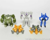 Transformers News: In-Hand Images: Takara Tomy Transformers Prime Capsule Toys Wave 2