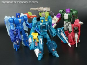 Transformers Titans Return Head Interchangeability Featuring Titan Masters Wave 1 and Deluxe Wave 1