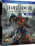 Transformers News: Age of Extinction Home Video Release On 9 / 30