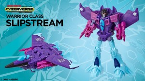 Transformers News: Cyberverse Warrior Slipstream and Spark Armor Elite Cheetor exclusive to Target (+stock renders)