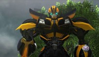 Transformers News: Bumblebee to Speak in Transformers: Prime Beast Hunters