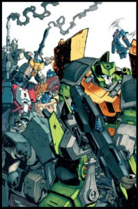 Transformers News: IDW Announces Next Transformers G1 Related Comic Book