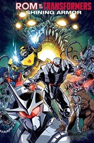 iTunes Preview for IDW Rom Vs. Transformers: Shining Armor