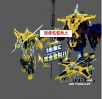 Transformers News: Transformers Go! G01 to G03 Combiner and G04 Revealed! - Updated with Clearer Images