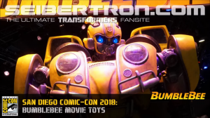 #SDCC2018 Transformers Video Round-Up: Bumblebee Movie, War for Cybertron, Cyberverse, G1 & More #HasbroSDCC #JointheBuzz