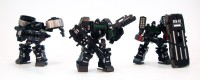 Perfect Effect PE-11 convention exclusive Night Ops Version at TFcon