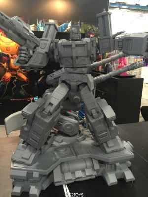 Transformers News: Imaginarium Art Licensed Transformers Ultra Magnus Statue