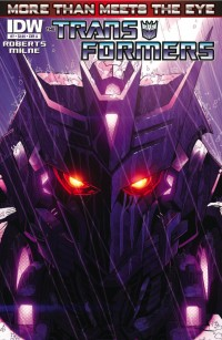 Transformers: MTMTE #7 Five-Page Preview